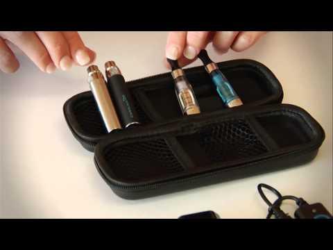 Charleston Electronic Cigarette eGo 650 E-Cig Starter Kit