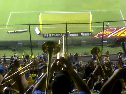 Video - Boca Juniors 3-2 Quilmes, Torneo Final 2013. - La 12 - Boca Juniors - Argentina