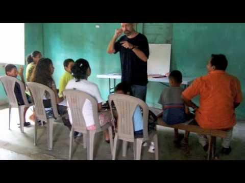 English as a Second Language (ESL) in La Ceiba, Honduras