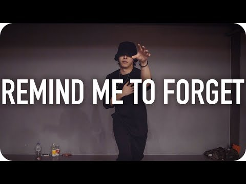 Remind Me To Forget - Kygo, Miguel / Junsun Yoo Choreography