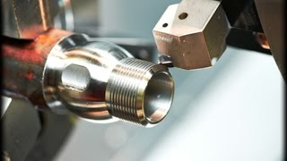 Download Lagu Perfect product manufactured on CNC lathe - CNC technology Mp3
