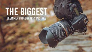 Video The BIGGEST Beginner Photography Mistake MP3, 3GP, MP4, WEBM, AVI, FLV Juli 2018