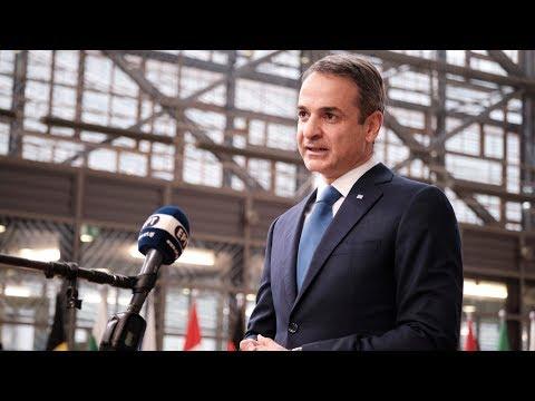 Video - Τι διεκδικεί ο Μητσοτάκης από τον προϋπολογισμό της ΕΕ