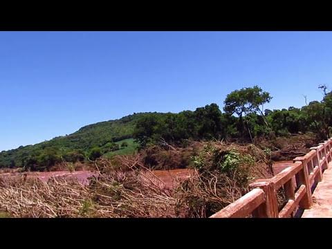 Ponte do Rio Bom depois da Cheia / Rodovia Kaloré Borrazópolis