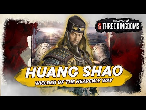 THE YELLOW SKY MUST RISE! Total War: Three Kingdoms - Huang Shao Intro Teaser + Let's Play Details!