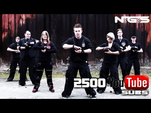 Next Generation Society - 2500 Subs Special [Industrial Dance]