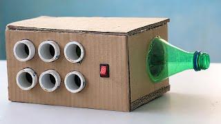 2.0 How To Make a Smoke Absorber Machine DIY easy way