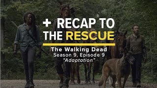 The Walking Dead 9x09 - RECAP TO THE RESCUE by Comicbook.com