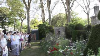 #693 Chelsea Flower Show 2012 - The Brewing Dolphin Garden by Cleve West