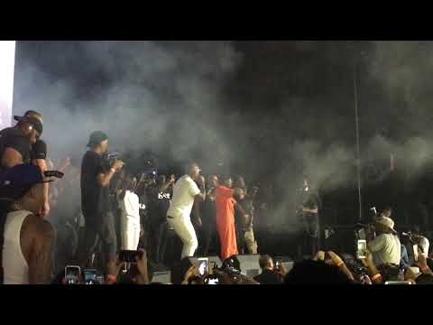 Kodak Black Brings out Young Jeezy at the Kodak Black & Friends first show out concert