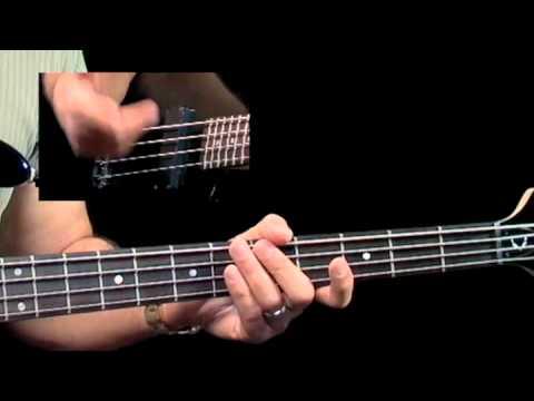 How to Play Bass Guitar - Rhythm 101 - Bass Guitar Lessons for Beginners - Jump Start (видео)