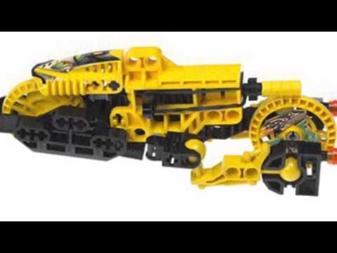 Video Video ad of the 8514 Technic Power Roboriders