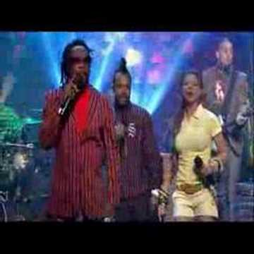 Фото Black Eyed Peas — Dont Phunk With My Heart (Live)