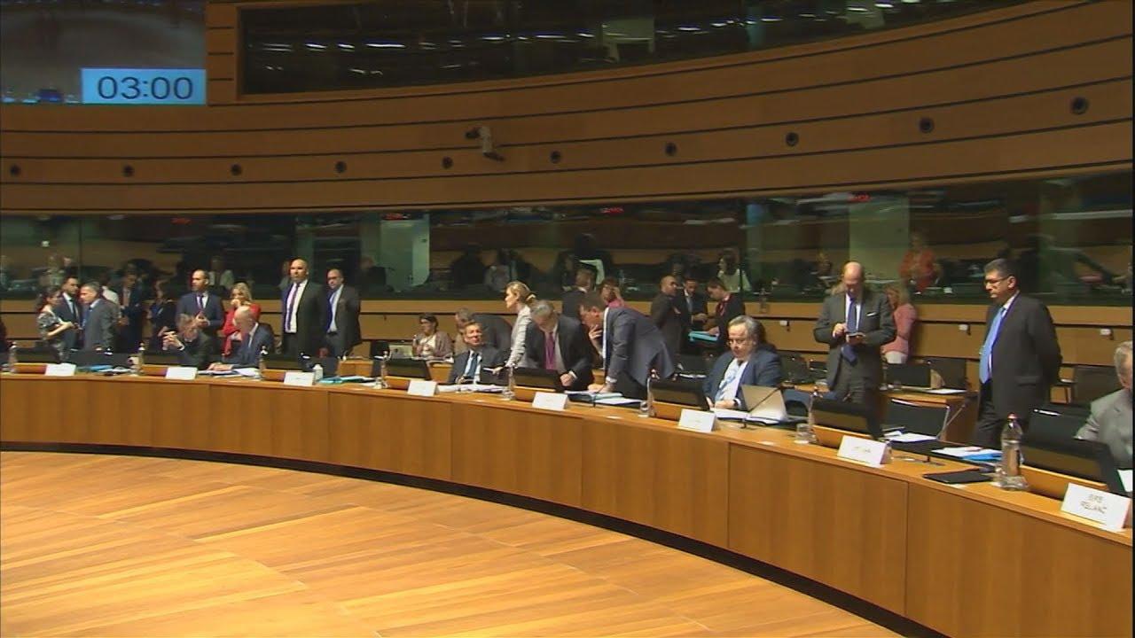 Συμβούλιο Εξωτερικών Υποθέσεων της ΕΕ (εσωτ. πλάνα)
