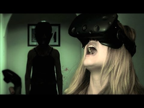 Would You Play The Paranormal Activity Virtual Reality Video Game?