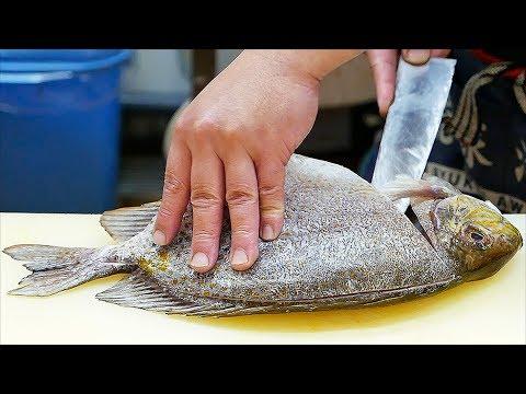 Japanese Street Food - RABBIT FISH Sashimi Tempura Okinawa Seafood Japan - Thời lượng: 28 phút.