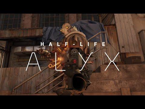 Vidéo de gameplay #3 de Half-Life: Alyx
