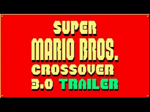 3.0 - This is the trailer for version 3.0 of Super Mario Bros. Crossover. For more info, see http://www.explodingrabbit.com/videos/super-mario-crossover-3-0-traile...