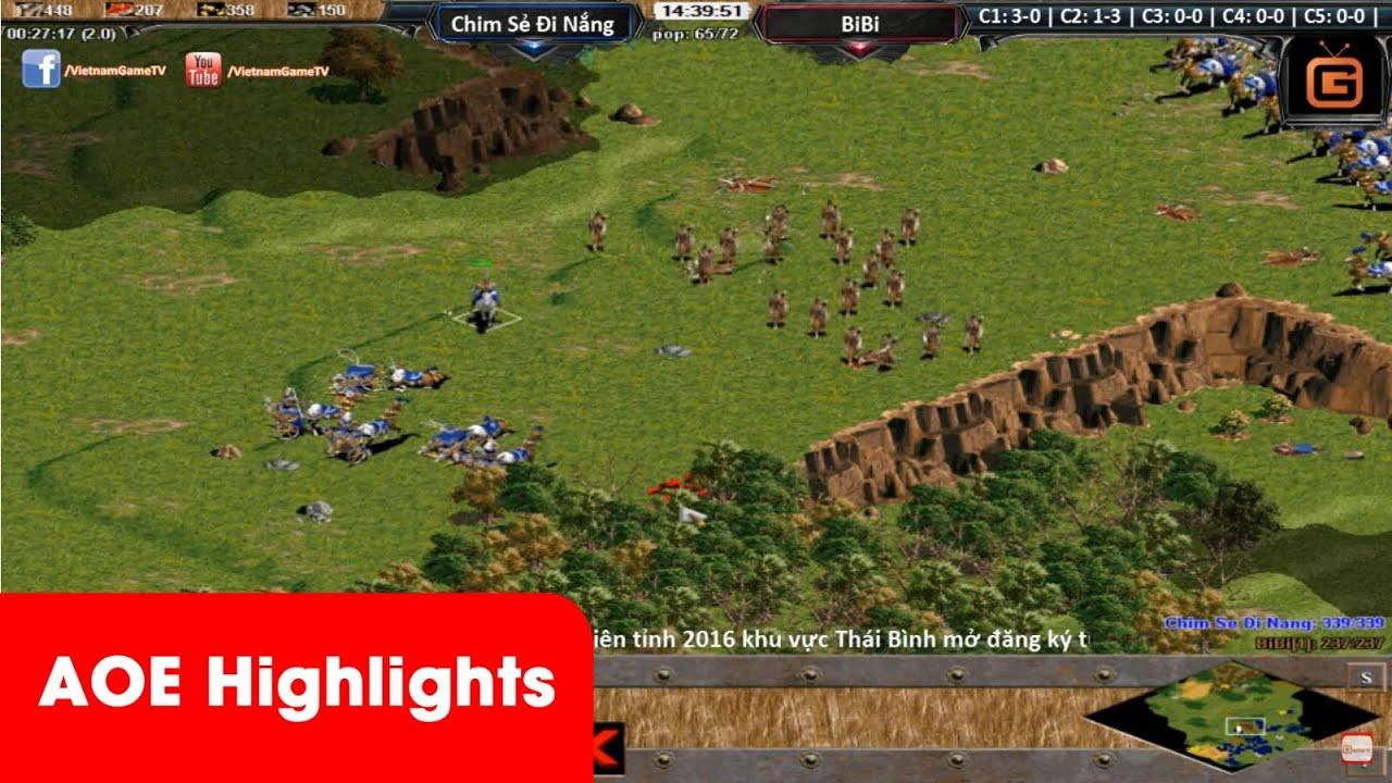 AOE HighLights - Per của BiBi đã quá hay nhưng rất tiếc khi phải đối đầu với Shang của Chim Sẻ