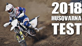 6. TESTED: 2018 HUSQVARNA MOTOCROSS BIKES