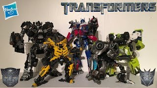 Video ULTIMATE HASBRO TRANSFORMERS MOVIE COLLECTION || PrimeVsPrime 3,000 Subscribers Collection Video MP3, 3GP, MP4, WEBM, AVI, FLV Oktober 2017