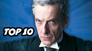 Doctor Who Series 8 Episode 1 Deep Breath Review. Peter Capaldi new season Intro, Matt Smith 50th Anniversary Classic easter...