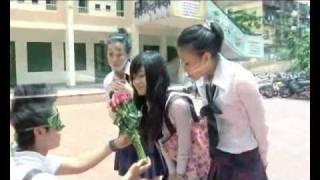 Bo tu 10A8 - phim teen Vietnam - Bo tu 10A8 - Tap 267 - Kem mieng kho chiu