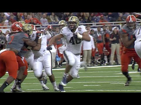 James Conner Game Highlights vs Bowling Green (Bowl) 2013 video.