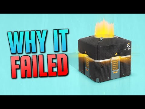 Why The Anniversary Event FAILED! How Blizzard Can Fix It! (Overwatch News) (видео)