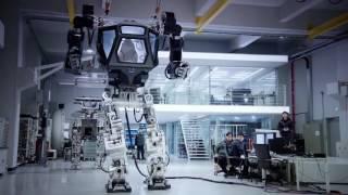 METHOD 1  manned robot project by  Korea Future Technology  주한국미래기술 & Vitaly Bulgarov   3   YouTube