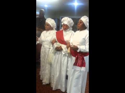 Descendants Service for Sister Doyin