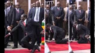 Robert Mugabe: I don't want to see white face - Alemneh Wase