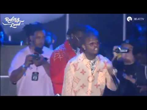 Rolling Loud Miami 2019| Young Thug X Gunna X Lil Baby Live Performing