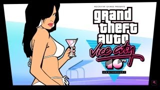 Grand Theft Auto: Vice City YouTube video