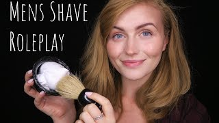 Video [ASMR] Mens Grooming Roleplay - Haircut, Shave + Eyebrows (Personal Attention) MP3, 3GP, MP4, WEBM, AVI, FLV September 2018