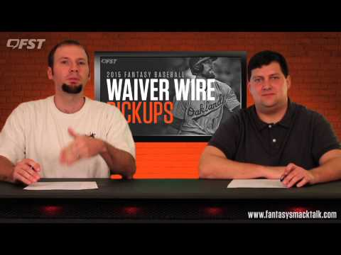 Fantasy Baseball: Top Waiver Wire Pickups for Week 5 thumbnail