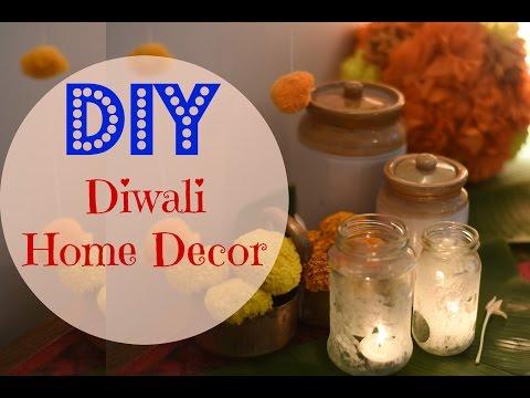 DIY Diwali Home Decor / Indian Wedding Decor Ideas