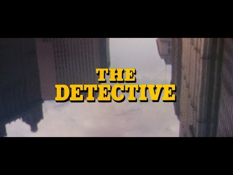 The Detective 1968 title sequence