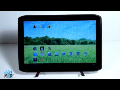 Motorola Droid XYBoard 10.1 Review