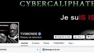 France's TV5Monde targeted in 'IS group cyberattack'