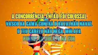 Marchinhas De Carnaval   Mamãe Eu Quero, Quem Sabe Sabe, O Teu Cabelo, Cachaça Não É Agua, Chiquita