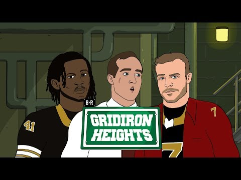 Drew Brees Goes Full-on Edward Norton in 'Fight Club'   Gridiron Heights S3E15