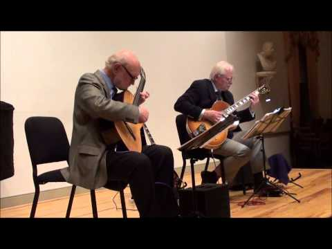 Eclectic Guitars: Larry Snitzler and Rick Whitehead Live (4/26/14)