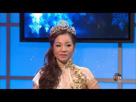 Danh hài Thúy Nga - Á hậu Phu nhân người Việt thế giới.