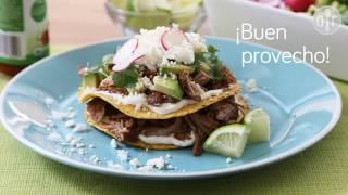 Carnitas (Mexikanisches Schweinefleisch)