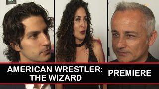 Nonton American Wrestler The Wizard: George Kosturos, Ali Afshar | Film Premiere Film Subtitle Indonesia Streaming Movie Download