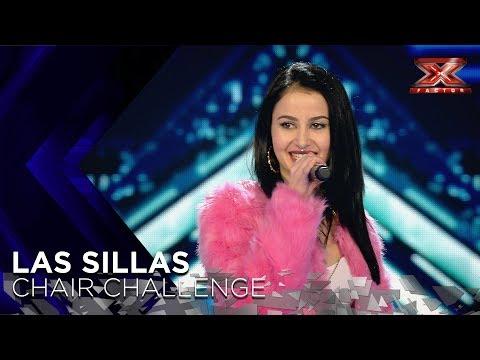 Fusa Nocta se convierte en Khaleesi con su trap feminista | Sillas 1 | Factor X 2018_TV műsorok. Heti legjobbak