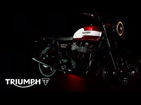 Vídeos de 'Intermot 2014: nuevas Triumph Street Triple y Bonneville Newchurch, Spirit y T214'
