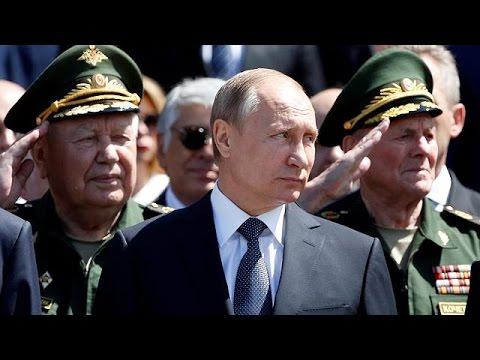 Πούτιν: Η Ρωσία θα απαντήσει στην επιθετικότητα του ΝΑΤΟ