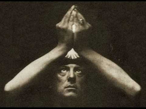 crowley - http://alchemicalarchives.blogspot.com/ Bob talking Crowley... Aleister Crowley (pronounced /ˈkroʊli/; 12 October 1875 -- 1 December 1947), born Edward Alexa...